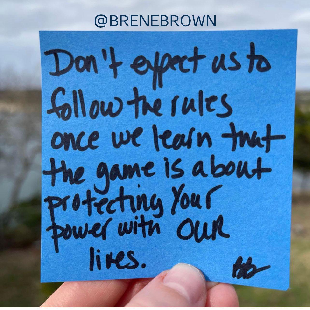 brenebrown